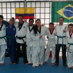 Team Fox Artes Marciales en Bogotá