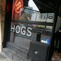 Hogs - Los Leones / Providencia en Santiago