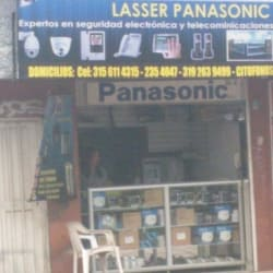 Telefonia y citofonia Láser Panasonic en Bogotá