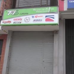 Fibrakes en Bogotá