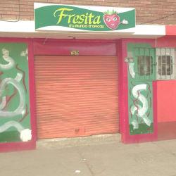 Fresita Un Mundo Tropical en Bogotá