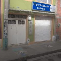 Hiperdrogueria Colombi en Bogotá