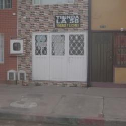 Tienda La 58 en Bogotá