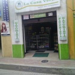 Tienda Naturista la Casa Verde en Bogotá