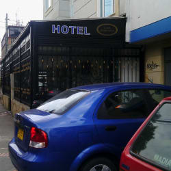 Hotel Casa Mahanain en Bogotá
