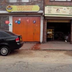 Tienda Punto La Catorce en Bogotá