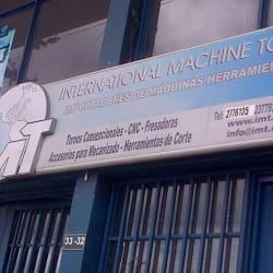 International Machine Tools en Bogotá