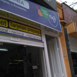 Internet Colombia en Linea en Bogotá
