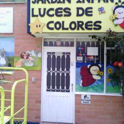 Jardin Infantil Luces de Colores  en Bogotá