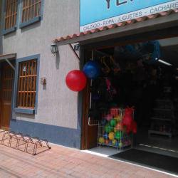 Variedades Yeimar en Bogotá