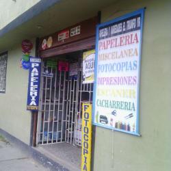 Variedades y Papeleria El Triunfo YR en Bogotá
