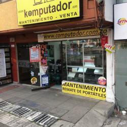 Komputador.com el Lago en Bogotá
