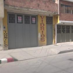 Vidrios Ferreteria en Bogotá