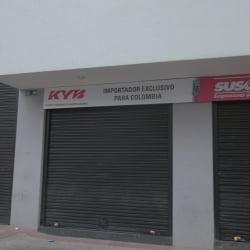 KYB Amortiguadores en Bogotá