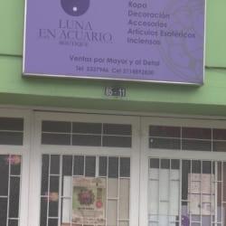 Luna en acuarío boutique en Bogotá