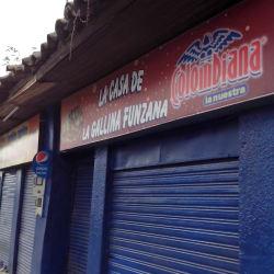 La Casa de la Gallina Funzana en Bogotá