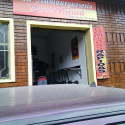 La Hamburgueseria de Mama en Bogotá