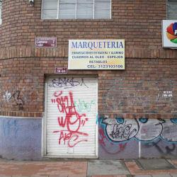 Marqueteria Calle 7 sur en Bogotá