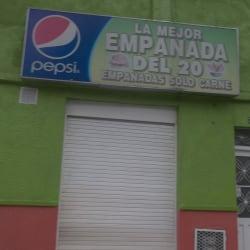 La Mejor Empanada Del 20 en Bogotá