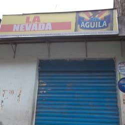 La Nevada en Bogotá