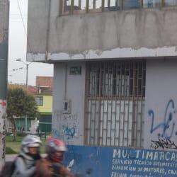 Multimarcas Carrera 81 con 70A en Bogotá
