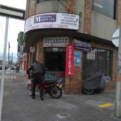 Multicopias Magister Ltda en Bogotá