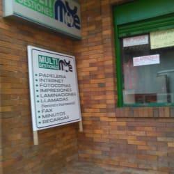 Multigestiones Moye  en Bogotá