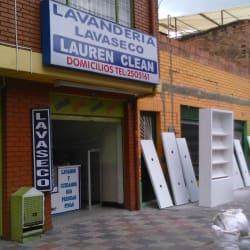 Lavanderia Lavaseco Lauren Clean en Bogotá