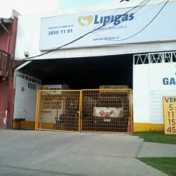 Lipigas - Av. Concha y Toro en Santiago
