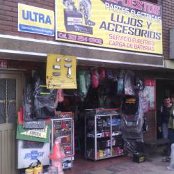 Nissi Repuestos en Bogotá