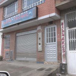 Lavaseco Astrotecnico en Bogotá