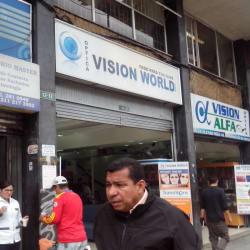 Optica Vision World Alfa en Bogotá