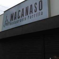 Macanaso Restaurante Parrilla en Bogotá