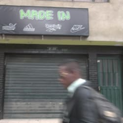 Made In en Bogotá