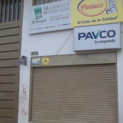 Maderas y Materiales Sabogal en Bogotá