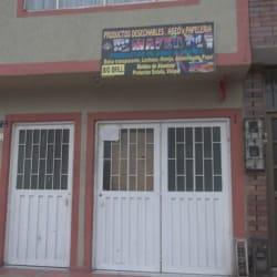 Mafer Productos de Aseo a Granel en Bogotá