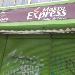 Makro Express Carrera 8 con 22 en Bogotá