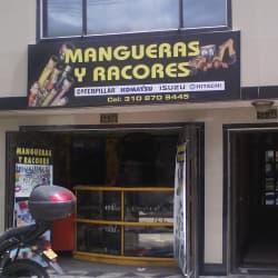 Mangueras y Racores en Bogotá