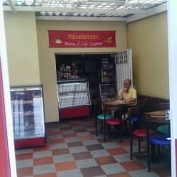 Manhattan Frutas y Cafe Express en Bogotá
