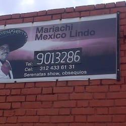 Mariachi Mexico Lindo en Bogotá