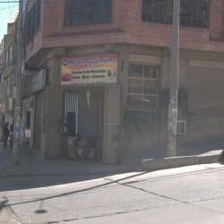 Materiales Rojas en Bogotá