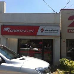Correos Chile - Vitacura / Jaime Sanfuentes en Santiago