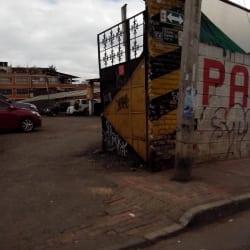 Parqueadero Funza en Bogotá