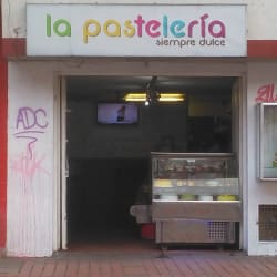 Pastelería Burdeos en Bogotá