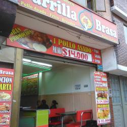Parrilla Brasa Carrera 100 en Bogotá