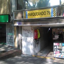 Parqueando 79 en Bogotá