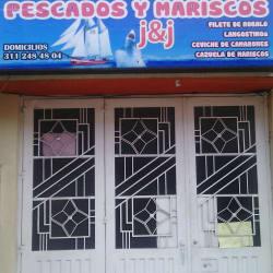 Pescados Y Mariscos J&J  en Bogotá