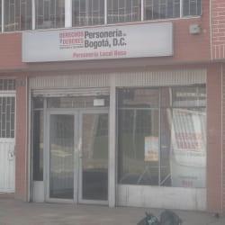 Personeria Local De Bosa en Bogotá