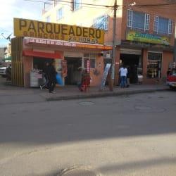 Piqueteadero Doña Mary en Bogotá