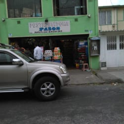 Distribuidora Pabon en Bogotá